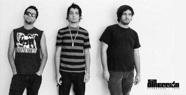 SIN DIRECCIÓN (VNZ) en México y estreno de su vídeo «Ay»