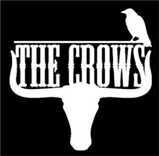 Escucha la primera demo de THE CROWS