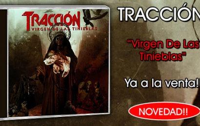 TRACCIÓN presenta su concierto en vídeo