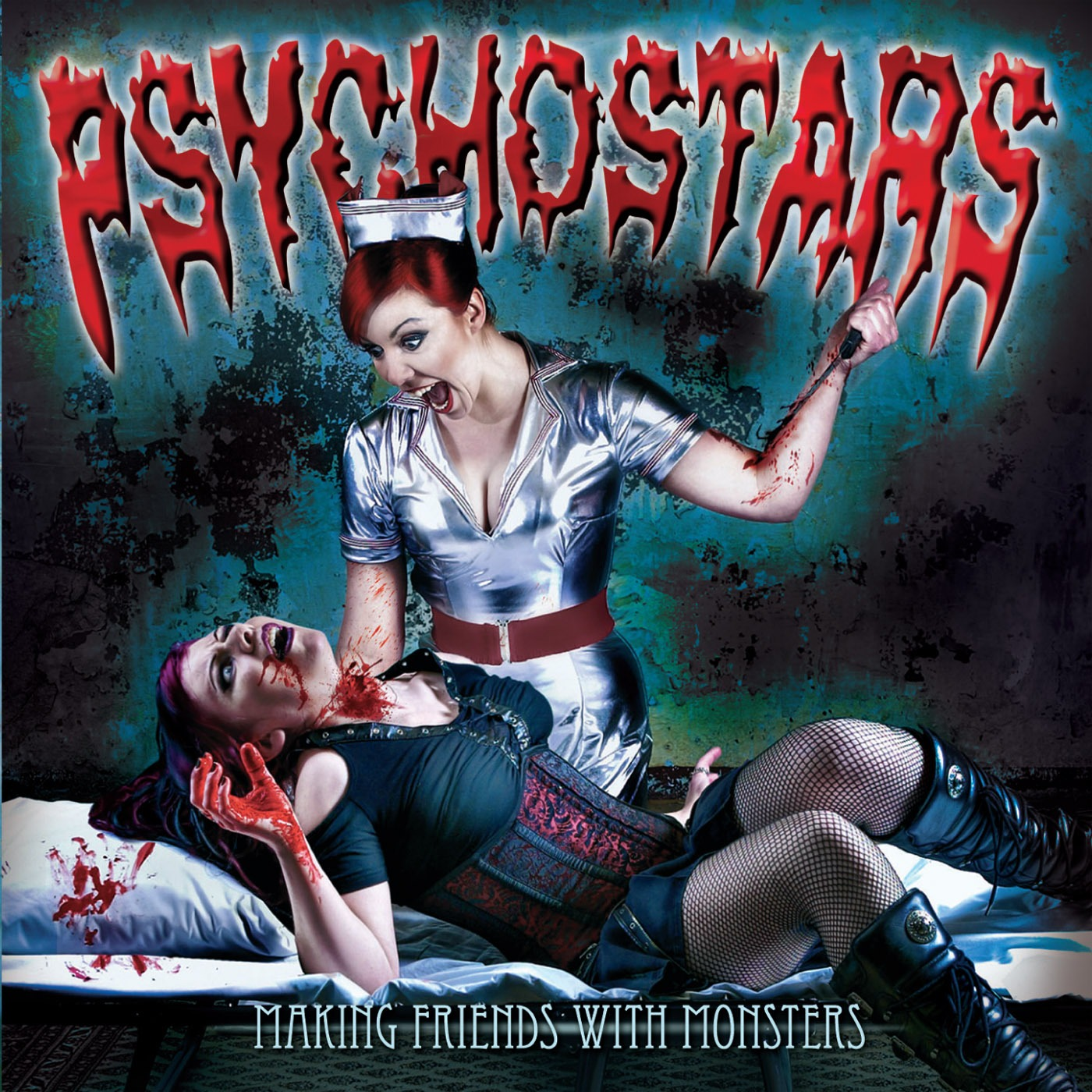 PSYCHOSTARS (Fin) – Making friends with monsters, 2011
