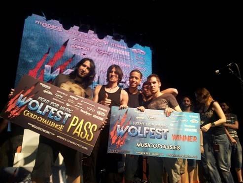 KITSUNE ART, primer premio del Wolfest