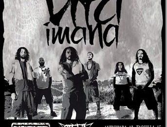 VITA IMANA + OST + STEEL PUPPETS 2 de noviembre en Bilbao