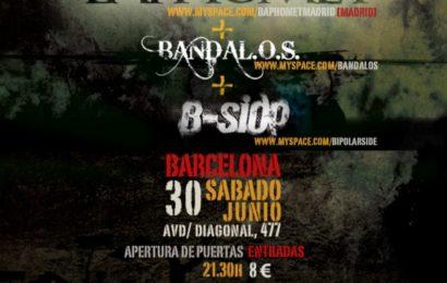 Concierto recomendado en Barcelona el 30 de junio