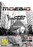 MOEBIO y VOODOO TALES en concierto.