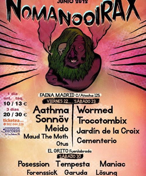 NomaNooirax Fest 2012