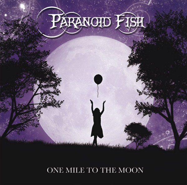 PARANOID FISH – One Mile To The Moon, 2012