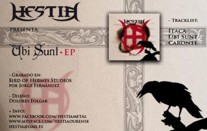 Nuevo EP de HESTIA – «Ubi Sunt»