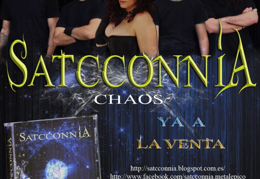 Primer disco de SATCCONNIA a la venta