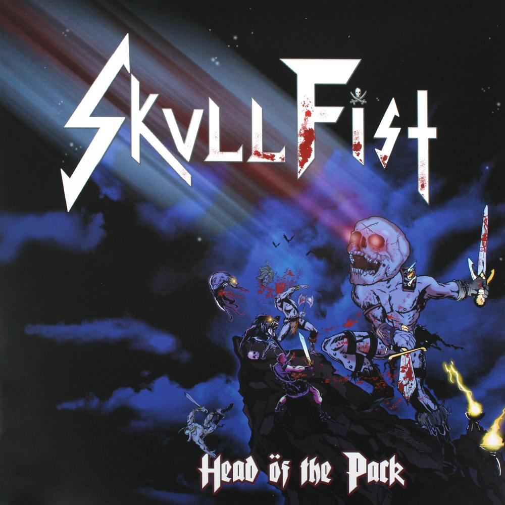 SKULL FIST (CAN) – Head of the Pack,  2011