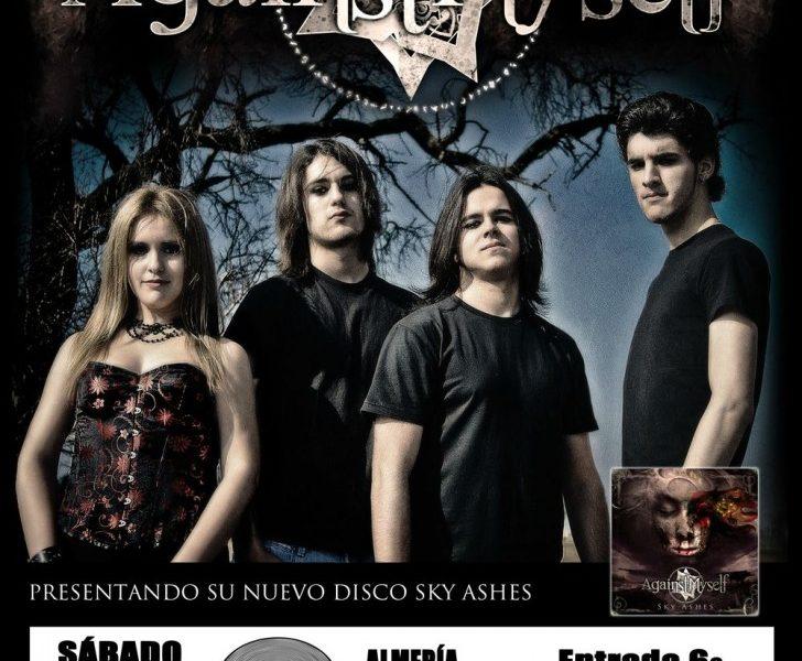 Aplazamiento del concierto de AGAINST MYSELF + LA SKALA DE RICHTER + APEIRON