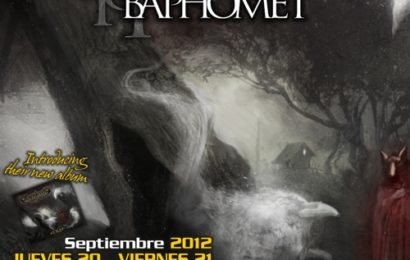 ELVENKING (ITA) – Gira española 2012