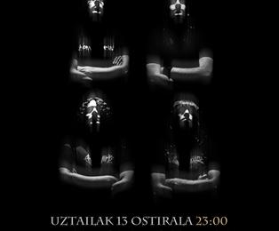 DARK CODE en Gipuzkoa esta noche