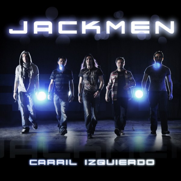JACKMEN –  Carril Izquierdo, 2012