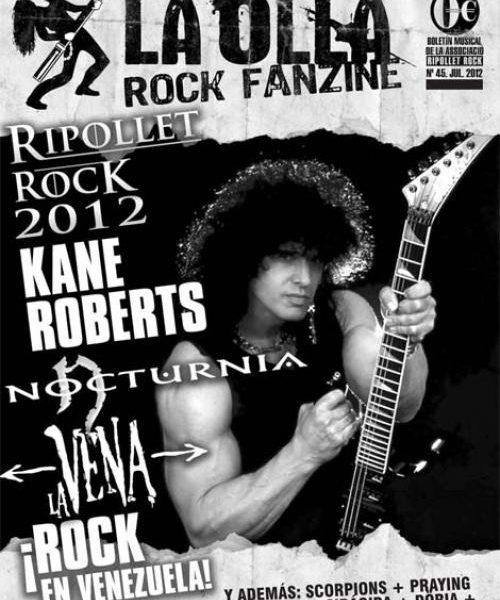 La Olla Rock Fanzine nº 45