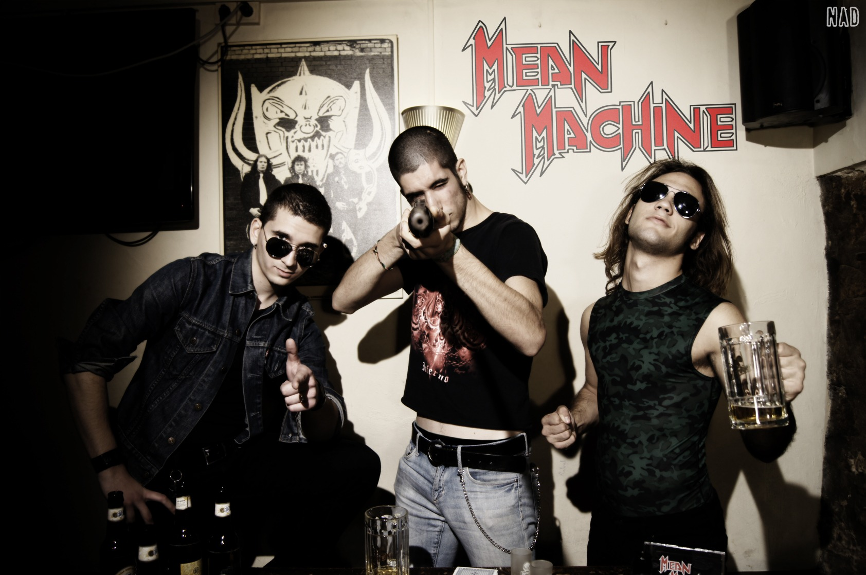 MEAN MACHINE – Entrevista – 18/07/12