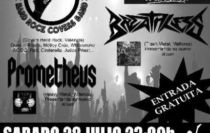 PROMETHEUS AL FESTIVAL METALFOX 2012