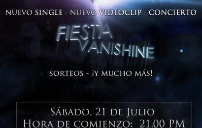 VANISHINE concierto especial