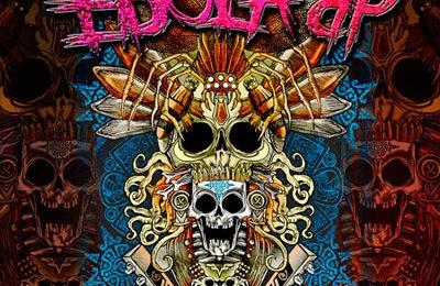 EBOLA DP estrena portada para su nuevo EP