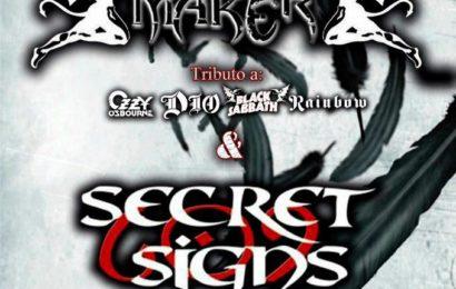 LAW MAKER en concierto este próximo sábado.