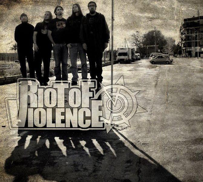 "RIOT OF VIOLENCE – Nuevo videoclip ""Pink Mist"""