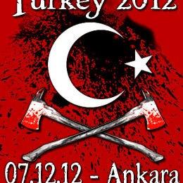 AVULSED tocarán en Turquía