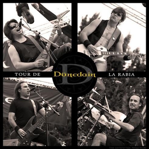"""DÜNEDAIN – """"Tour de la Rabia""""  nuevas fechas"""