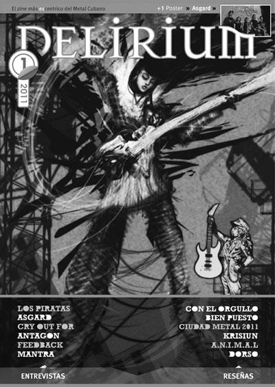 Delirium – Nuevo fanzine