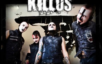 KILLUS confirmados para el HELL & HEAVEN FEST 2012 en México