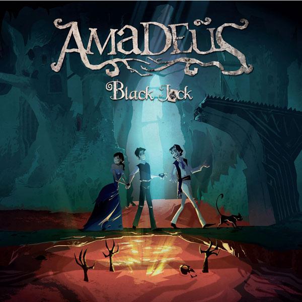 AMADEÜS, nuevo disco y primeras fechas de presentación