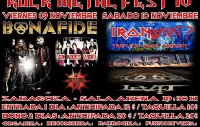 ROCK METAL FEST IV
