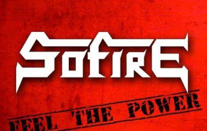 SOFIRE – Feel The Power, 2012