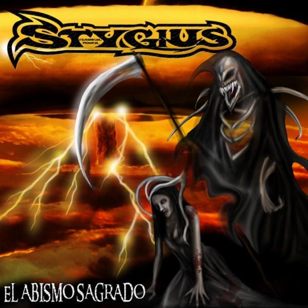 STYGIUS (Col) – El Abismo Sagrado, 2011