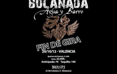 BOCANADA en Barcelona y Valencia