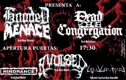 Summon The Dead Madridfest – MURO – TEN