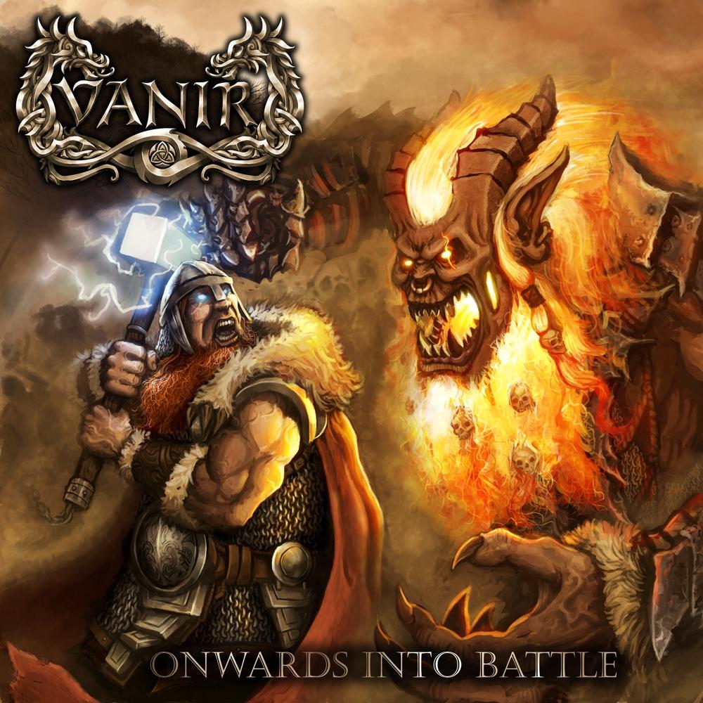 VANIR (Den) – Onwards Into Battle, 2012