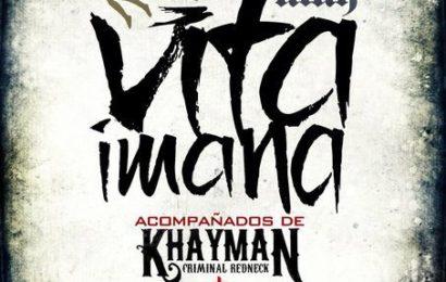VITA IMANA – Por primera vez en Guadalajara