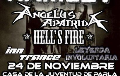 ASACO METAL FEST – Sábado 24 de noviembre