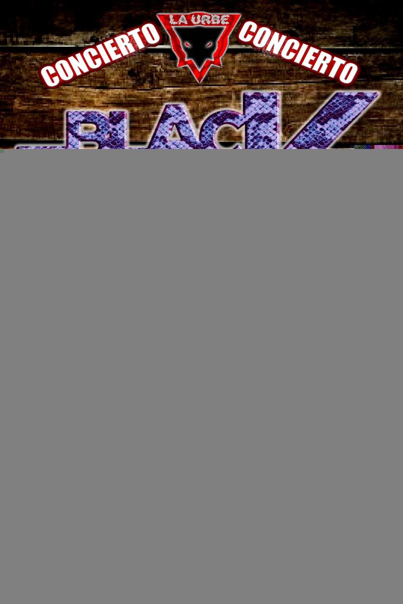 BLACK ROCK este viernes en La Urbe del Kas