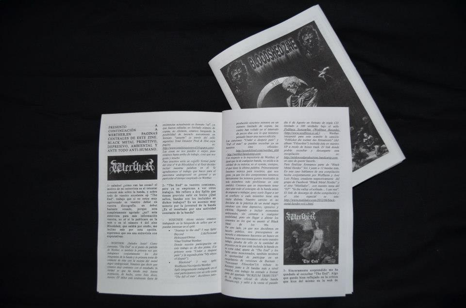 BLOODSHED´ZINE – #4