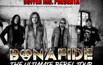 BONAFIDE (SWE) – The Ultimate Revel Spanish Tour