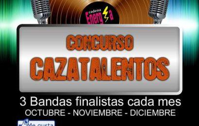 Concurso CAZATALENTOS