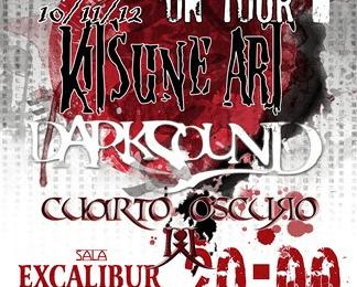 CUARTO OSCURO, KITSUNE y DARKSOUND en el Rock and Tour