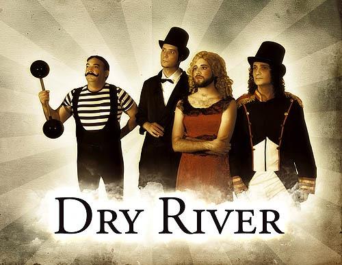 DRY RIVER fichan por  ROCKCULTURA PRODUCCIONES