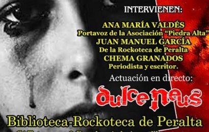 DULCE NEUS contra la violencia de género en Peralta