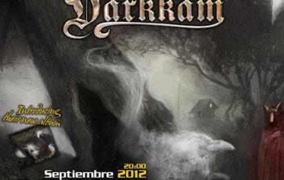 ELVENKING (ITA) + DARKKAM – Gijón – 20/09/12