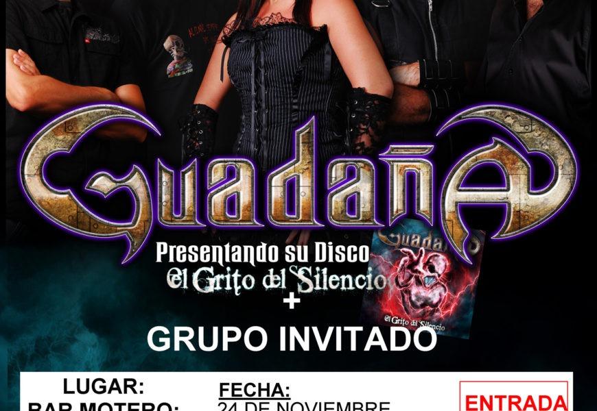 GUADAÑA – Nueva fecha en Málaga