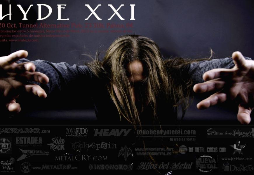 HYDE XXI – En concierto