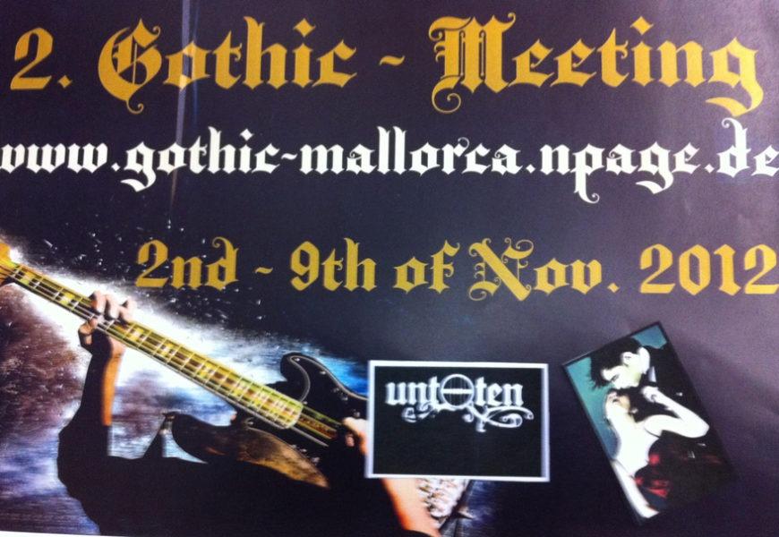 HYDE XXI en el 2 Gothic Meeting Mallorca