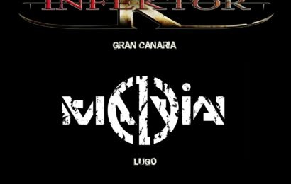 INFEKTOR – Próximos conciertos por Galicia