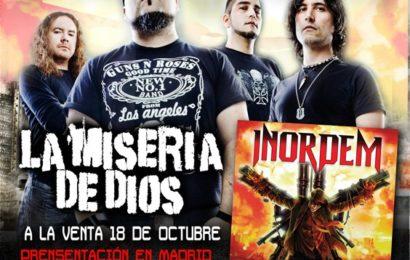 Sorteamos 3 entradas para el concierto de INORDEM